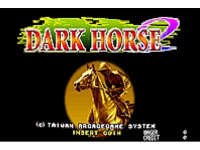 Dark Horse Horse Jamma Arcade Game Board