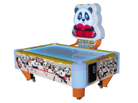 Automatic Serve Balls Hockey(Panda)