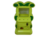 Video Plastic Arcade Game Cabinet