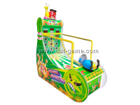 magic-Bowling amusement machine