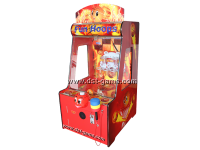 Fun Hoops Hammer machine