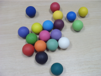 Bouncing Rubber Ball DST-B01