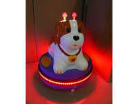 Kiddy Rides- Energetic Puppy