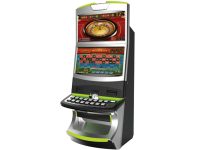 G7 Dual monitor slot machine cabinet