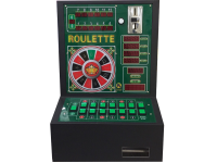 Mini table roulette machine