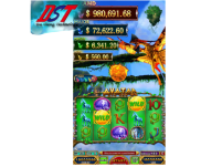 Vertical Slot Avatar luxury casino game board