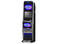 19 inch dual monitor Slot Casino game Cabinet